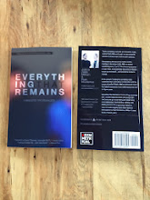 Photo: _Everything That Remains_ front and back covers, design by +SpyrMedia #minstour