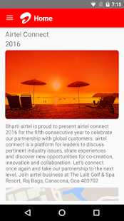 airtel connect 2016- screenshot thumbnail