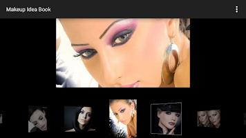 Screenshot of Makeup Idea Book Updater