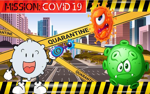 MISSION COVID 19 - SURVIVE THE VIRUS