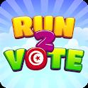 Run 2 Vote icon