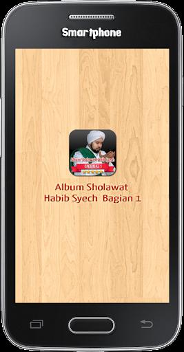 Album Sholawat Habib Syech 1