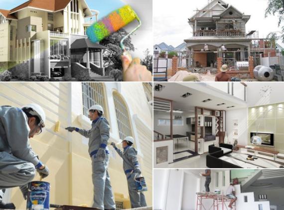 Cần phải sửa chữa lại nhà trước khi bán