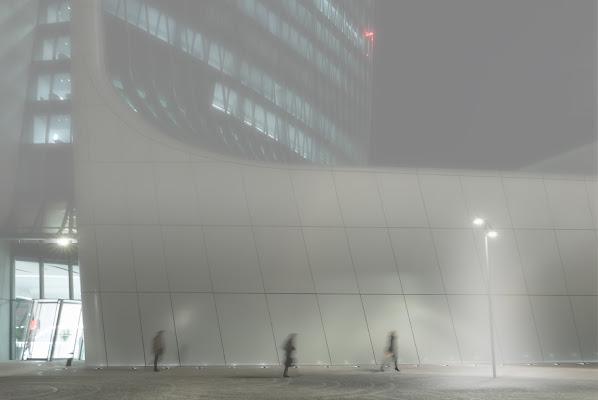 City Life nella nebbia di angelo27
