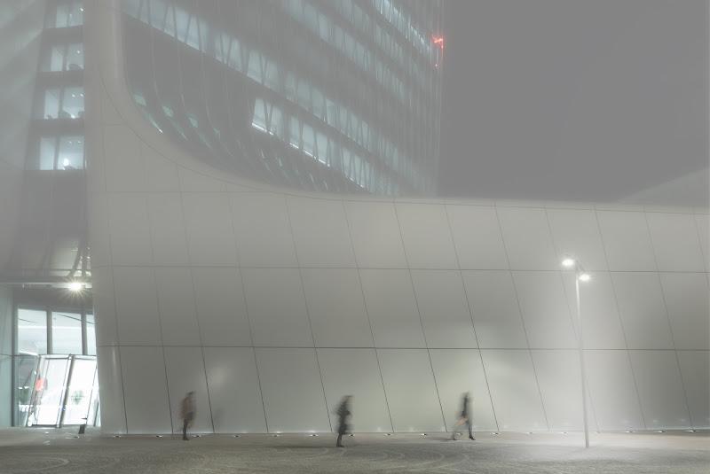 City Life nella nebbia di angart71