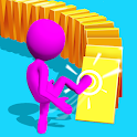 Domino Falling icon