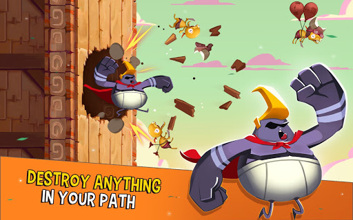 Rocky Rampage: Wreck 'em Up android2mod screenshots 21