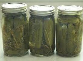 Polish Dill Pickles Recipe