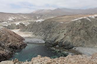 Photo: La caleta de las dos playas Quilca - Matarani 23-25 de Nov. (2013)