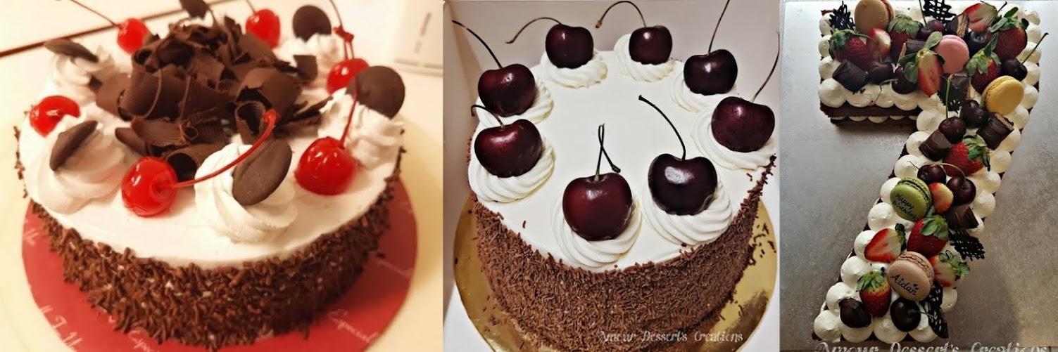Noble Park: Black Forest Cake Baking Workshop (Saturday)