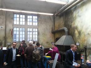 Photo: the smaller cafeteria ~ http://jarogruber.blogspot.de/2015/11/edelmetalmesse.html