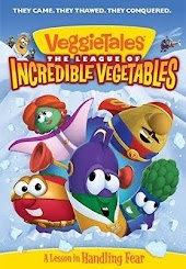 VeggieTales: The League of Incredible Vegetables