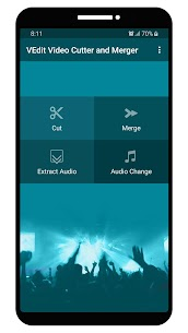 VEdit Video Cutter and Merger apk download 1