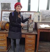 Photo: my size bottle of geneivre!