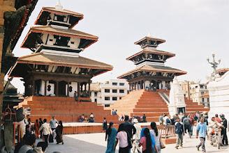 Photo: Spaziergang in der Altstadt von Kathmandu