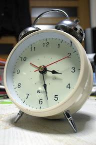 PHOTO:Clock