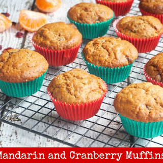 Healthy Mandarin Orange Muffins Recipes