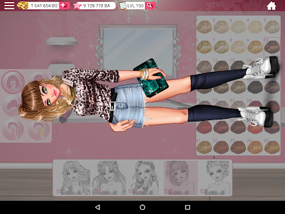 Like a Fashionista- screenshot thumbnail