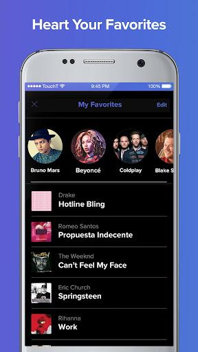 TouchTunes Screenshot