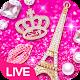 Glittering Pink Diamond Live Wallpaper Download for PC Windows 10/8/7