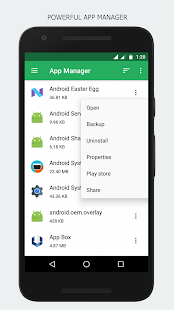 File Manager by Augustro Screenshot