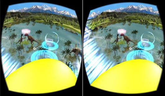 Vr Roller Coaster Jungle Ride Pro Screenshot 5