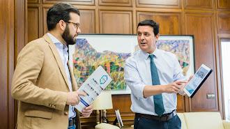 Javier A. García y Álvaro Izquierdo analizan el Programa Reconecta.