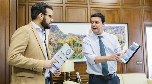 Programa Reconecta en marcha: hasta 1.000 euros de ayuda a autónomos en Almería