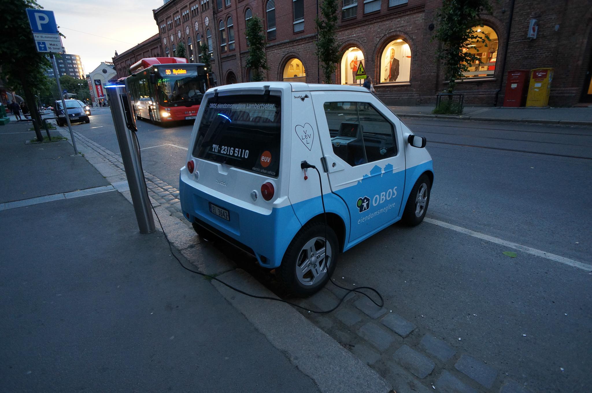 Photo: Пожалуй, единственное впечатление от Осло.