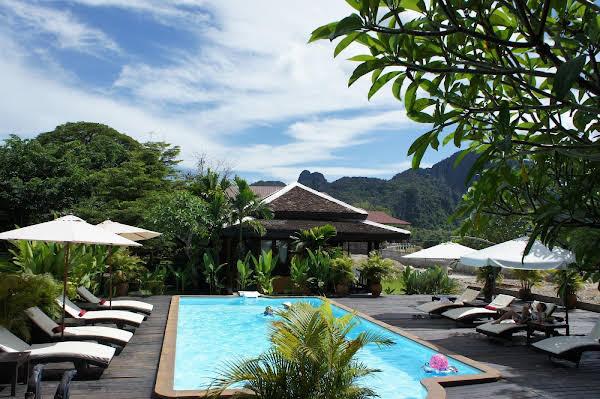 Villa Vang Vieng Riverside