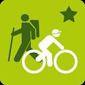 Saarland: Touren - App icon