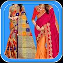 Women Saree Photo Editor New App icon