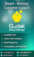 Screenshot of Gullak - Expense & Money Saver