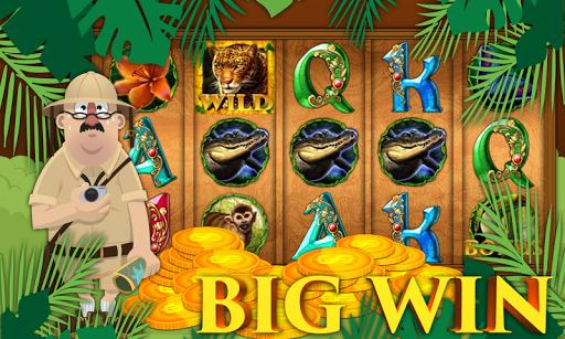 Slot machine jungle wild