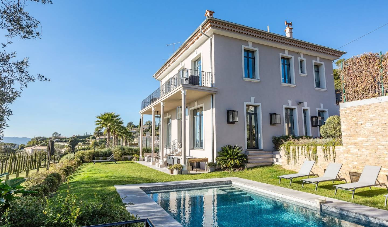 Propriété avec piscine Cannes