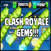 Gems Sheet for Clash Royale