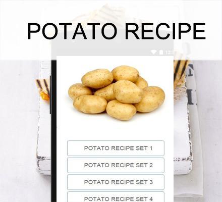 ポテトのレシピ