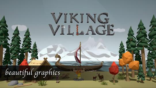 Viking Village 8.5 Mod (Unlimited Money) 1