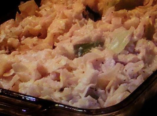 Halushki Recipe