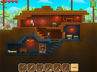 Adventaria: 2D World of Craft & Mining App Download For Android and iPhone 3
