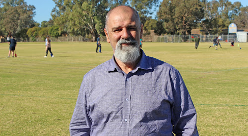 Leo Kolmajer is quickly settling in to life as a deputy principal at Narrabri High School.