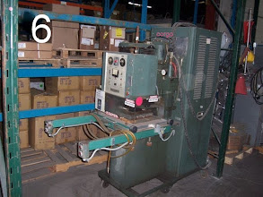Photo: Solimatic heat seal 4kva Model FS4-15