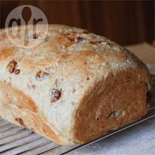 Date and Almond Fruit Bread