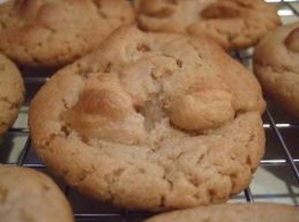 Salted Peanut Cookies Recipe