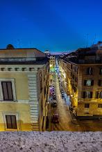 Photo: Rome street from Villa Borghese