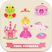 Princess WAStickerApps Sticker Pack for WA