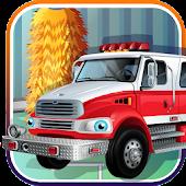 firetruck car wash