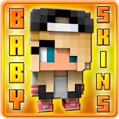 Tải Game Baby Skins for Minecraft PE