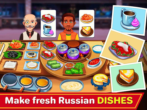 Indian Cooking Madness - Restaurant Cooking Games apkmr screenshots 13