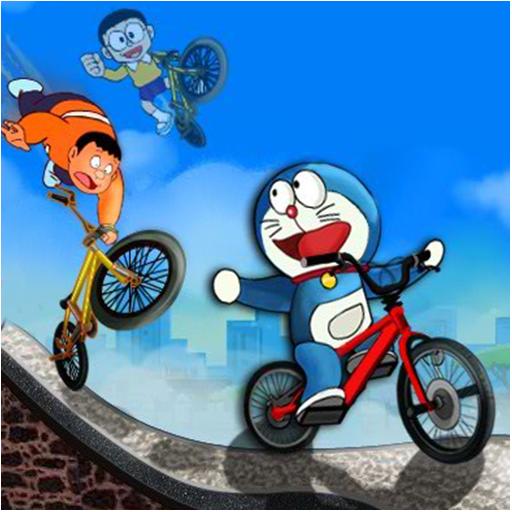 Doramon Racing adventure Game